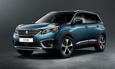 全新标致5008巴黎车展首发,将变身纯正SUV