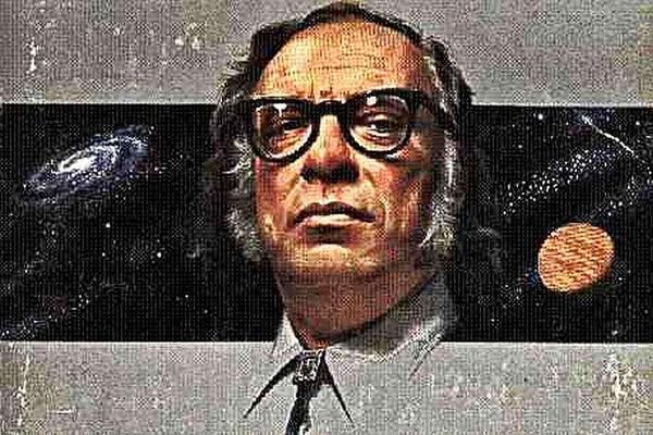 阿西莫夫,科幻小说家