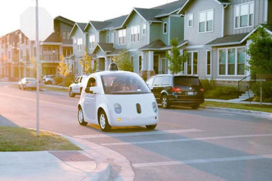 福特将与谷歌组建合资公司,共同开发无人驾驶汽车
