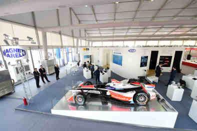 马瑞利携照明、混合动力与材料产品参加2016北京车展
