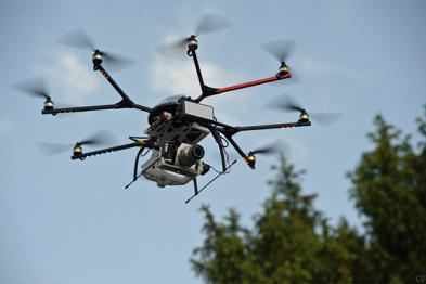 这套雷达系统让飞行汽车和无人机送货成为可能