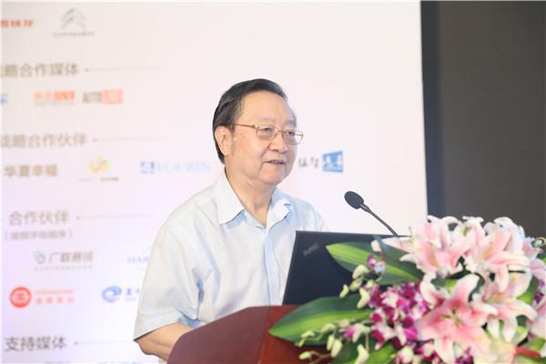 李毅中,全国政协常委、经济委员会副主任、工信部原部长、中国工业经济联合会会长