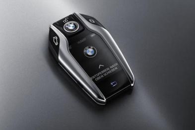 宝马未来或淘汰车钥匙用手机开锁