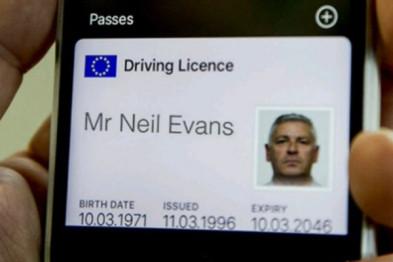 英国政府开发电子驾照,查驾照只用掏手机