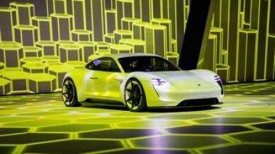 保时捷首款电动车销量或达2万辆