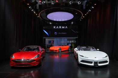 Karma汽车:今天,明天和未来丨上海车展