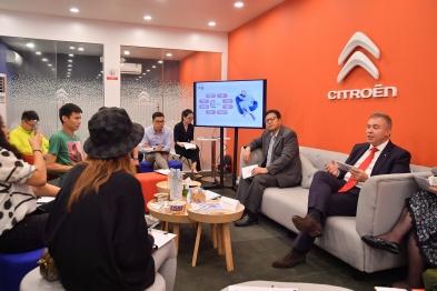 百年求变,东风雪铁龙发布全新品牌服务承诺丨2019成都车展