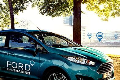 「Credit Link」项目发布,福特要让6个人分摊同一辆车花费