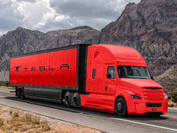 路透社:特斯拉为其电动卡车开发自动驾驶技术,欲在内华达州测试