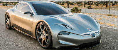Fisker新一代电动车即将亮相CES