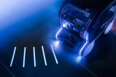 捷豹路虎開發自動駕駛系統,可指示車輛行駛意圖