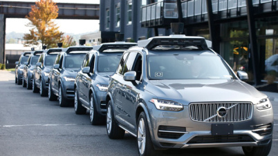 "Uber自动驾驶新车""减配"",激光雷达从7个降到1个"