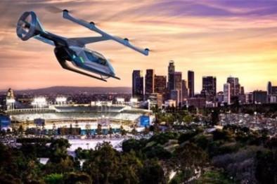 """UberAir:飛行汽車能讓""""坐飛機""""變得更簡單?"""