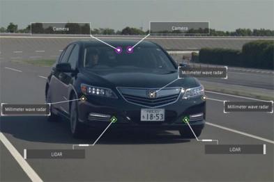 本田预计2025年推出自动驾驶汽车