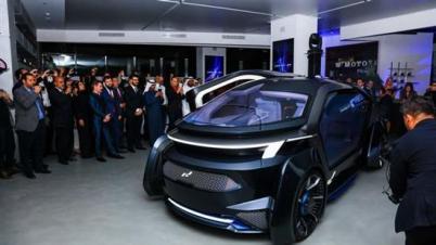 阿联酋首款L5级别自动驾驶汽车即将上路