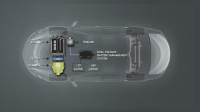 海拉推新型双电压电池管理系统