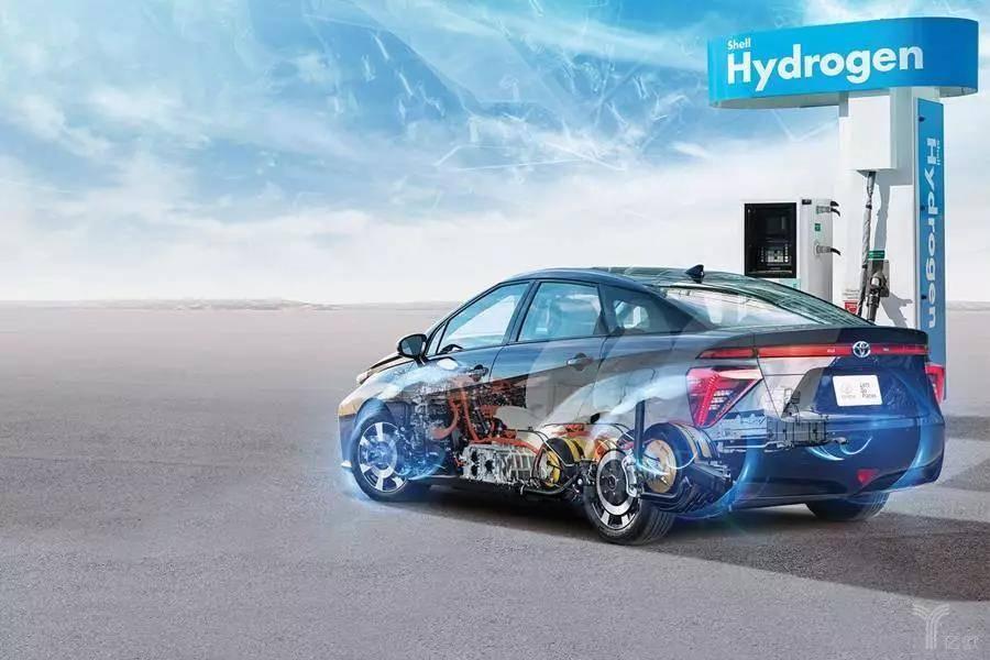 氢燃料电池汽车
