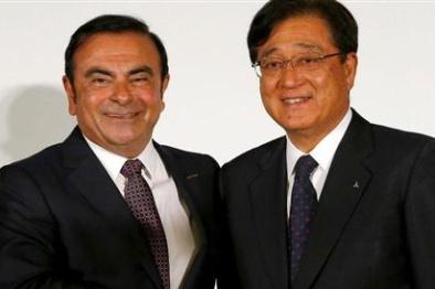日产确认入主三菱,2370亿日元收购34%股权