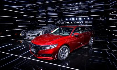 Honda多款电动化新车型北京车展首发