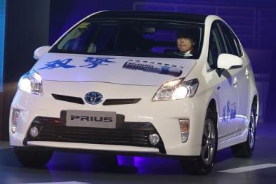丰田:两年内投产15款混合动力车型