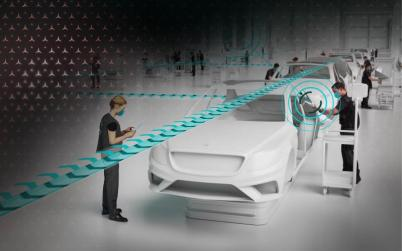 揭秘新一代奔驰S级轿车的诞生地,全数字化生产体系一年节省10吨纸
