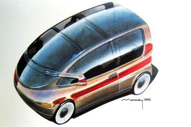 设计谈:MPV会成为SUV之后的又一个风口浪尖?
