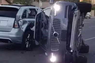 Uber自动驾驶致死案调查结果:?#24067;?#24050;看见,软件决定不反应