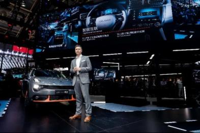 双子星战略剑指高端SUV市场,领克02重磅亮相2018北京国际车展