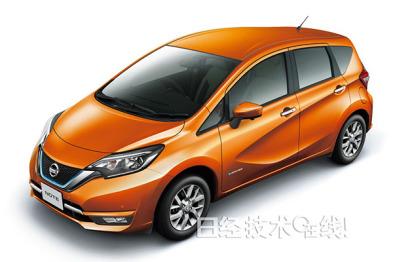 """日产发布串联式混动机构""""e-POWER""""车型"""