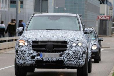 奔驰推新一代GLE级车型,搭载全新发动机