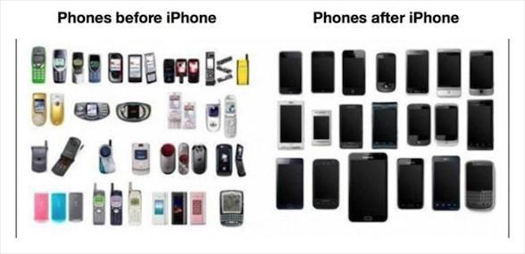 奥迪新MMI系统给车机系统设计思路带来的改变,颇有当年苹果手机改变传统手机设计的现代意味。