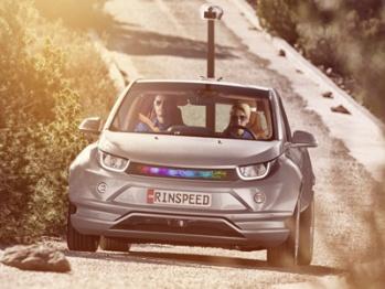 从鲜肉Budii看Rinspeed眼中的未来城市用车