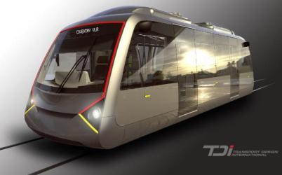 WMG利用3D仿真演示新款超轻轨道车辆