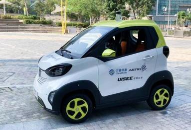 馭勢科技獲得香港自動駕駛路測牌照