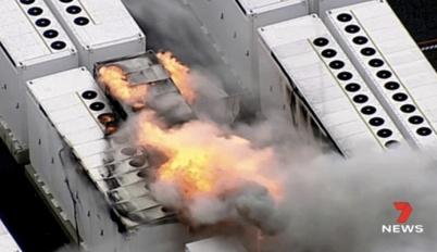 特斯拉澳大利亚最大储能电站发生火灾