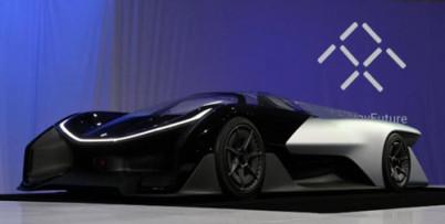 乐视超级汽车4月北京首亮相 联合法拉第PK特斯拉