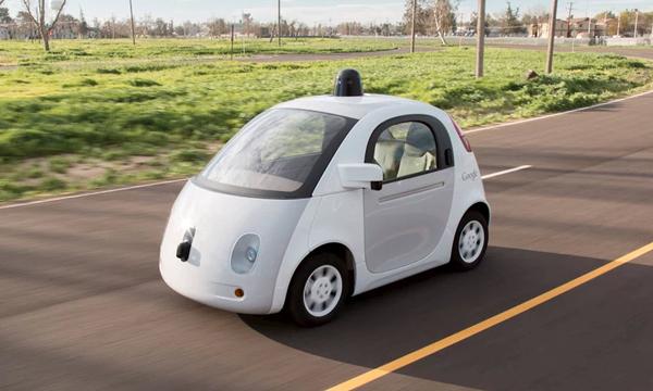 Google 自动驾驶汽车