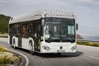 奔驰电动巴士Citaro将使用模块化电池组