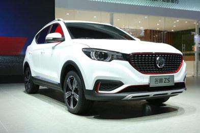 名爵ZS全球首发 上汽MG名爵打造年轻人标配的首台互联网SUV