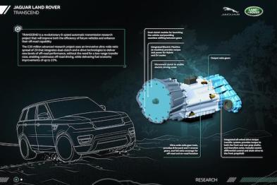 捷豹路虎推出新型发动机,动力提升25%