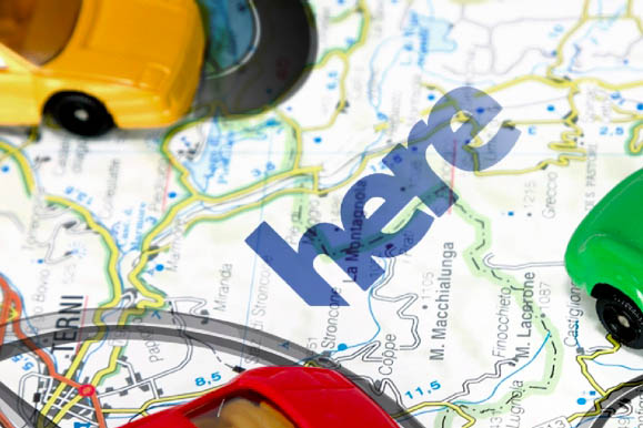 Here将为阿里巴巴提供地图和导航产品