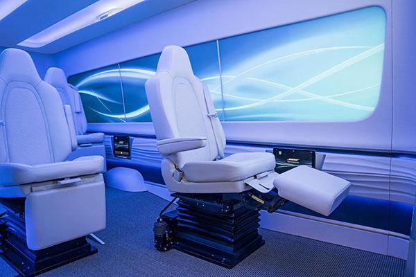Bose在CES 发布「稳定功能」汽车座椅