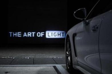 海拉新款车头灯实现实时自适应配光