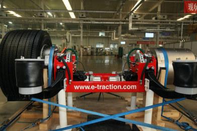 押注轮毂电机的泰特,要在2018年在国内实现产业化