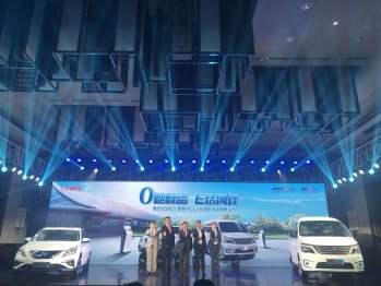 东风风行S50EV售价12.99万起,410km引领纯电续航里程