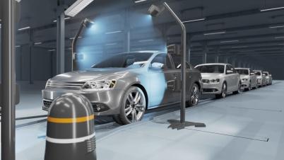 以色列初创公司推出车辆智能扫描系统