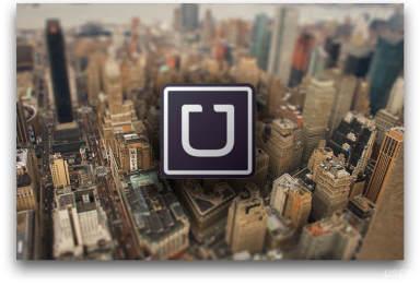 Uber投资5亿打造全球地图项目