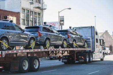 车祸报告尚未出台,Uber却宣?#25216;?#23558;重启无人车路测