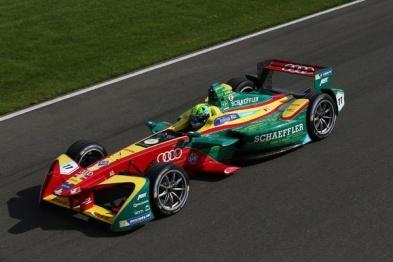 Formula E迎来新军 奥迪正式加入