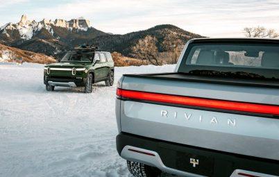 电动皮卡初创公司Rivian获福特5亿美元投资
